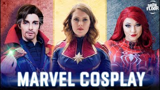 Best of Marvel Cosplay Music Video - Cosplay from MCM Comic Con, Dragon Con, Japan Expo & more!