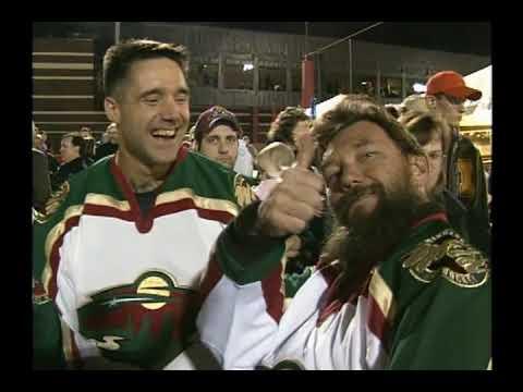 Minnesota Wild - State Of Hockey (2004) (Documentary Film)