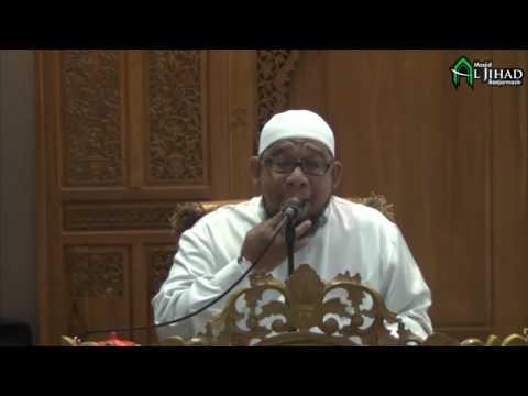 (04112016) Lima Macam yang Hanya Diketahui Allah SWT - Ustadz H Mas'udi HS