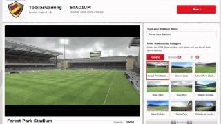 FIFA 13 :: How to create your own team for Career Mode