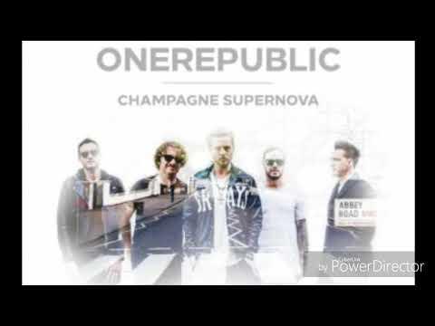 OneRepublic - Champagne Supernova