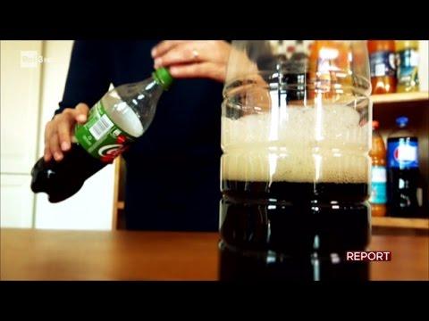 Che cosa c'è in un bicchiere di Coca-Cola? - Report 03/04/2017