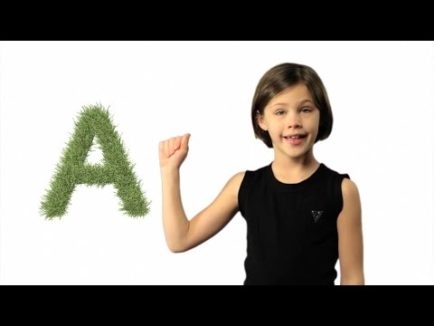 Thumbnail: ASL ABC Lesson and Song - Learn Sign Language Alphabet