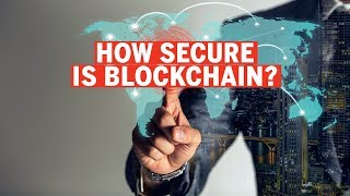 Can you safely make bank transactions using blockchain technology?