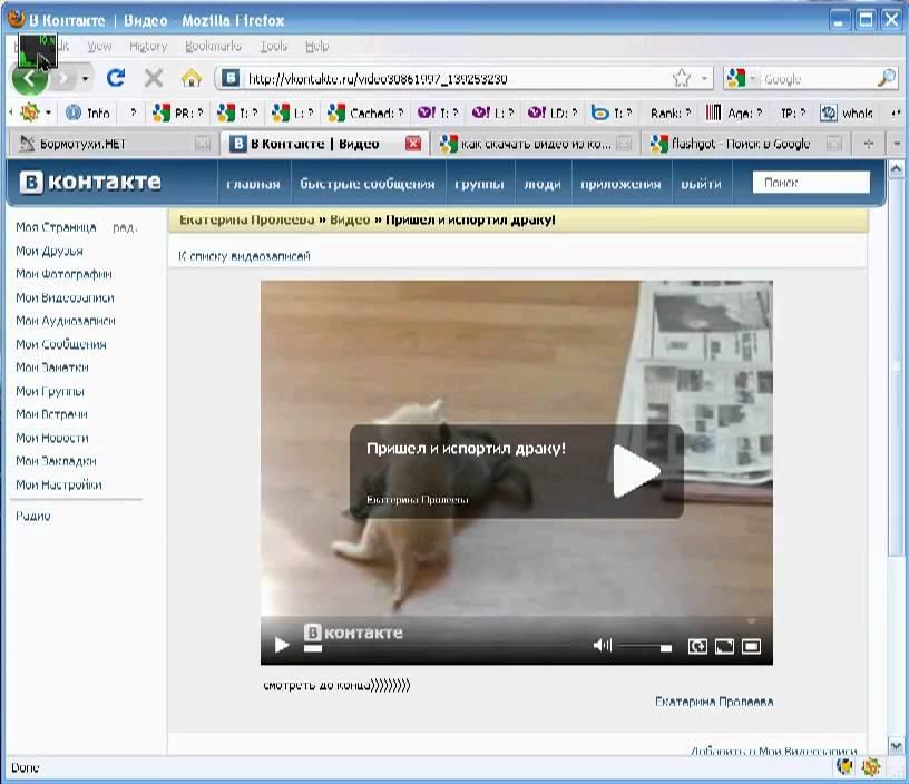 Сайт где можно скачать видео на компьютер