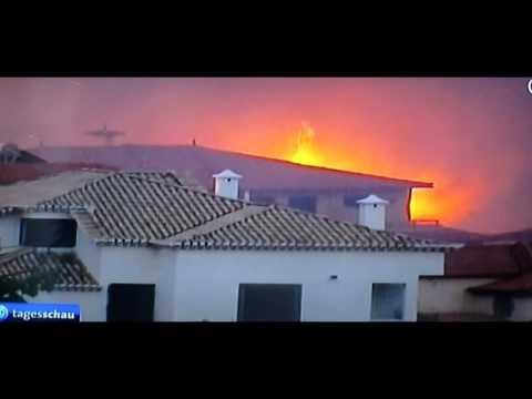 Portugal Feuer