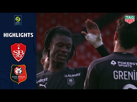 Brest Rennes Goals And Highlights