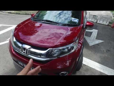 【Experimental - Cantonese language - 粤语】2017 Honda BRV Malaysia 试驾