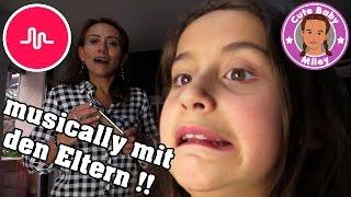 MILEYS MUSICALLY ROUTINE NEU |  zusammen mit den Eltern | CuteBabyMiley thumbnail