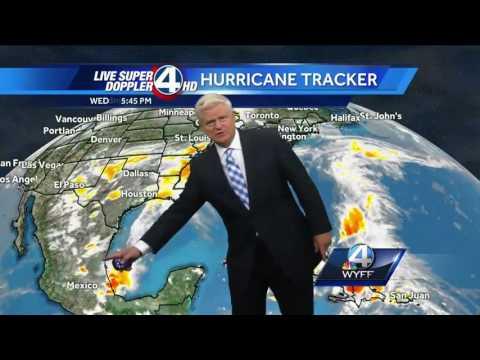 John's Tropical Update - June 1st, 2016
