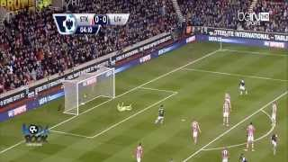 Video Gol Pertandingan Stoke City vs Liverpool