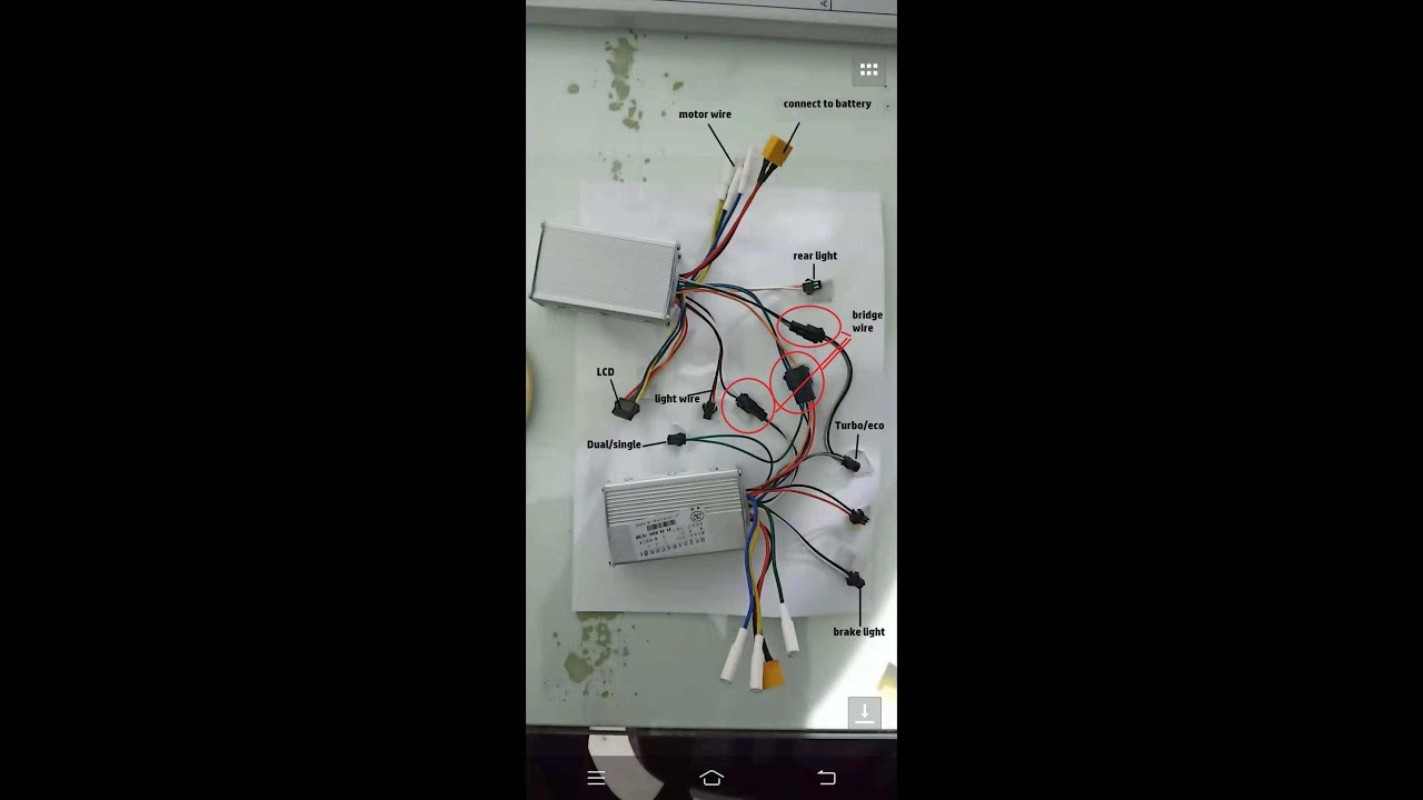 nanrobot d5 2 0 wiring schematic, battery, and spec overview also huge! water proofing problem 4 pin 5 wire trailer wiring diagram wiring diagram ignition system