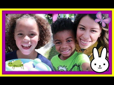 HUGE EASTER EGG HUNT! | EASTER FUN! | GRAND CANYON KIDS ARE BACK!