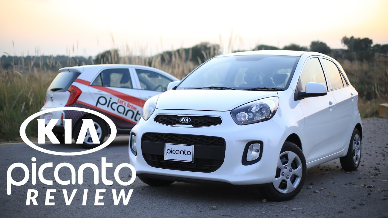 KIA PICANTO IN DEPTH REVIEW