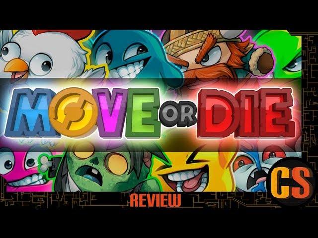 MOVE OR DIE - PS4 REVIEW