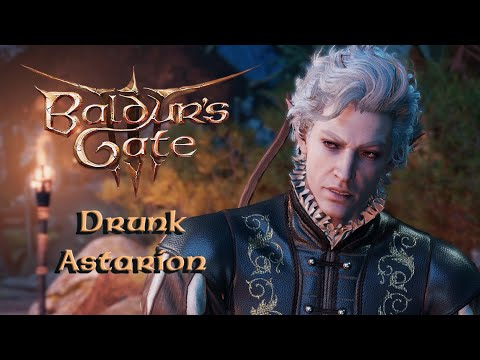 Drunk Astarion about new power [Baldur's Gate 3] [Early Access] [Patch 5]  