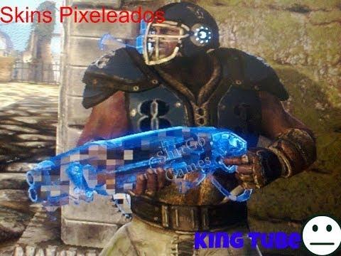 COMO TENER LOS SKINS PICOS Gears Of War 3 Gratis