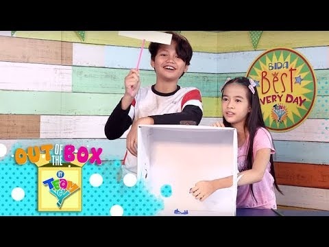 Mystery Box Challenge | Out of The Box by Team YeY