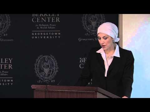 Hedieh Mirahmadi on Religious Liberty in Islam