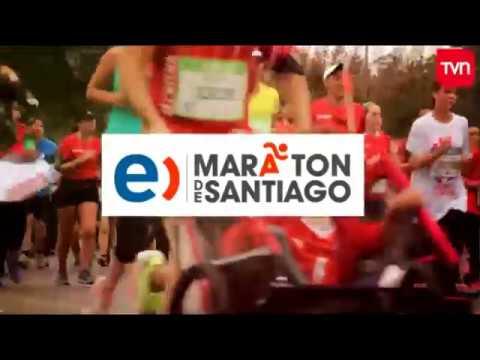 CIERRE | TVN Deportes - Maratón de Santiago | 2017