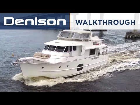 Beneteau Swift Trawler 52 [Yacht Tour]