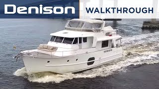 Beneteau Swift Trawler 52 [Walkthrough]