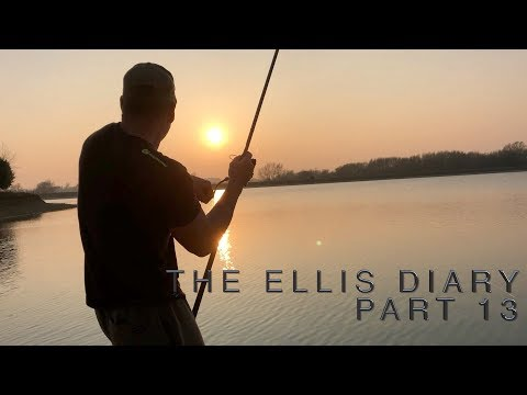 THE ELLIS DIARY - CARP FISHING IN ESSEX, Ft LOZ EAST!