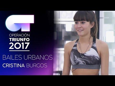 Clase de BAILES URBANOS con Sheila Ortega (20 ENE) | OT 2017