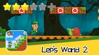 Lep's World 2 - Running Games Day2 Walkthrough Get Started Recommend index three stars