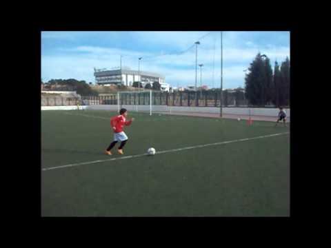 u10 de CFFA : Entrainement technique individuelle 2 : E.F Ramzi Ben Othmen