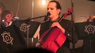 Lord of the Lost - Porcelain (live) @ Theater Fabrik Sachsen 11.04.2015