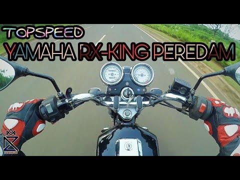 Top Speed Yamaha RX King Catalyzer 2007! #12