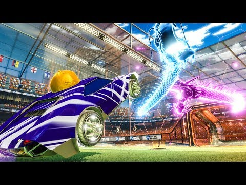 SHOWING OFF THE NEW IMPERATOR DT5 CAR AND DUELING DRAGONS GOAL EXPLOSION
