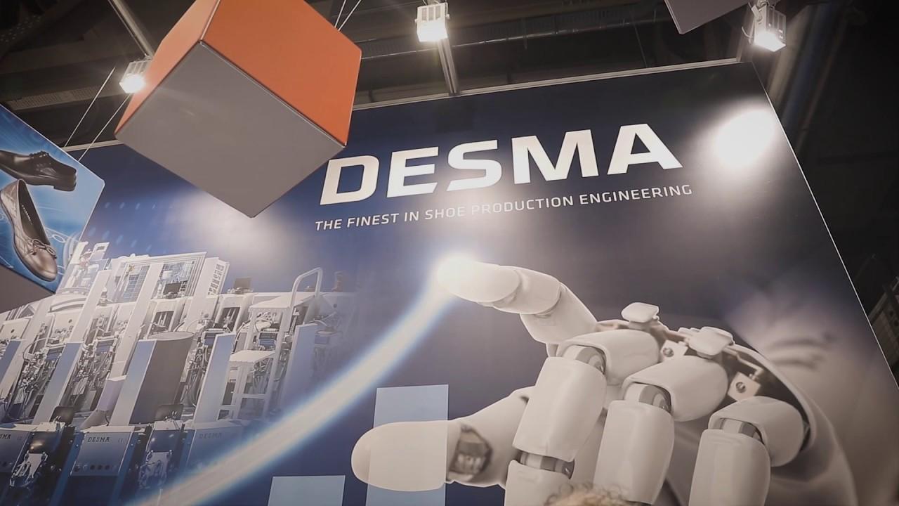 DESMA SCHUHMASCHINEN GMBH | Simac Tanning Tech