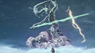 Sekiro Shadows Die Twice - Old Dragons of the Tree & Divine Dragon Boss Fight (1080p 60fps)