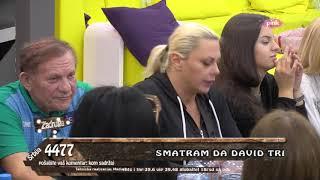 Zadruga 3   Ceca Iznela Mišljenje O Mariji Kulić Nastao Haos   13.10.2019.