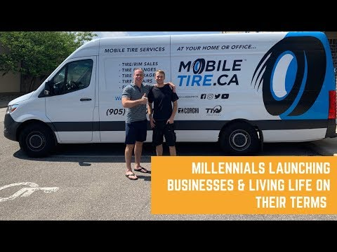 Millennials Launching Businesses & Living Life on Their Terms with Cody Price of Mobil