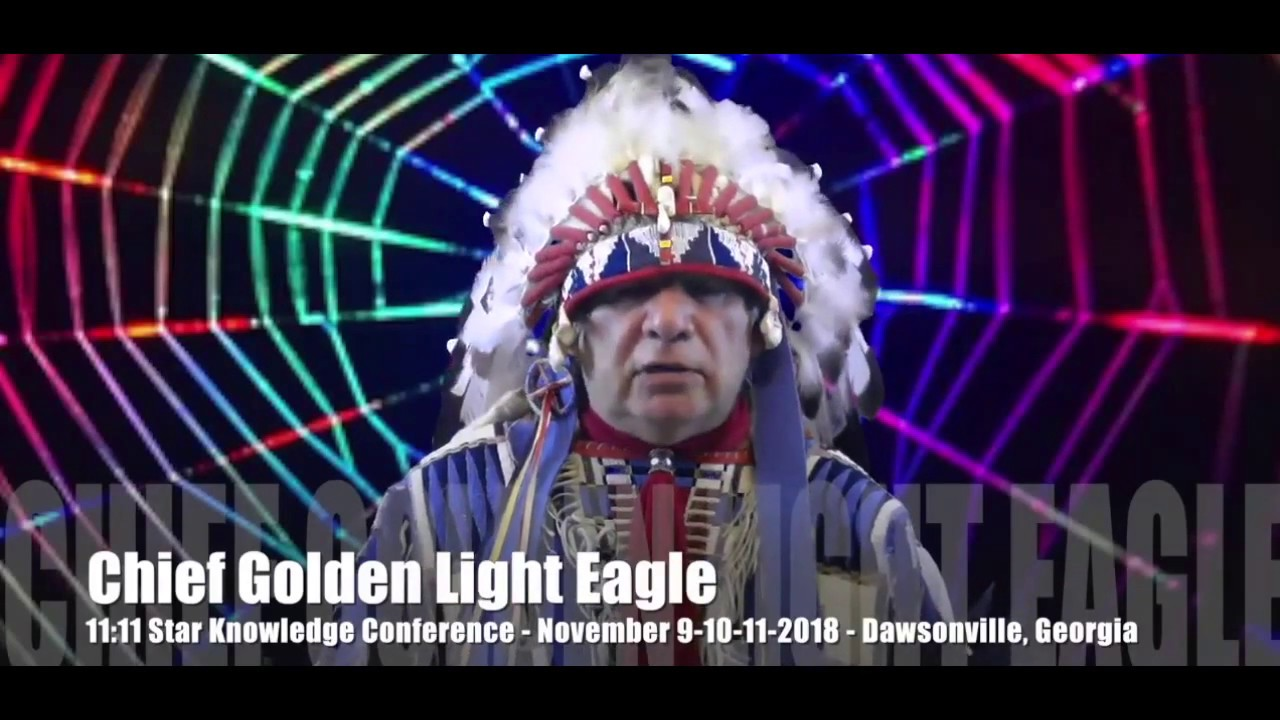 12:12 | The Way of the Sacred Spider | Chief Golden Light Eagle