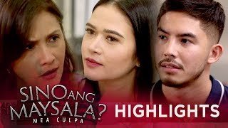 Drei and Juris think of a plan to get Leyna back | Sino Ang Maysala (With Eng Subs)