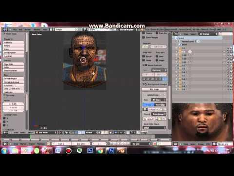 how to change cyberface nba 2k17