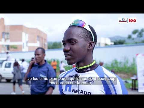 Tour du Burundi à Vélo : Interview avec Charles KAGIMU, le gagnant !