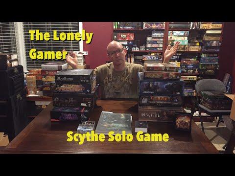 Scythe Solo Game
