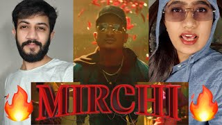 DIVINE - MIRCHI Feat. Stylo G, MC Altaf & Phenom Reaction