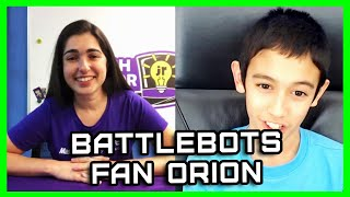 BattleBots Fan Orion // Witch Doctor and Friends