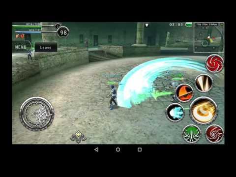 [RPG AVABEL ONLINE] PvP: Blud (Battle Dancer) VS LoRD (Gladiator)