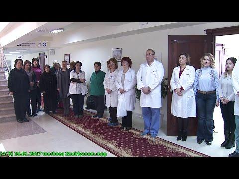 «Իզմիրլյան» բժշկական կենտրոնում կատարվեց տնօրհնեք և ջրօրհնեք