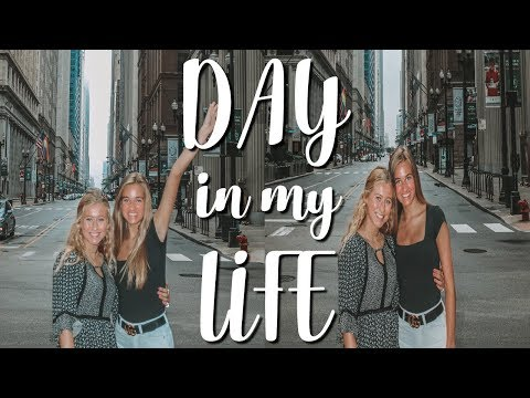 Vlog 01 |  Day In My Life At The Art Institute Of Chicago