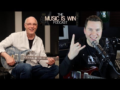 The Definitive Paul Reed Smith Interview – The Music is Win Podcast | Ep. 8