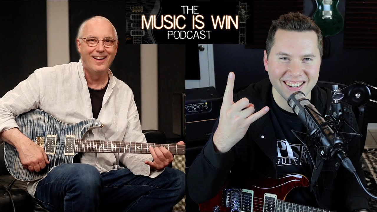 The Definitive Paul Reed Smith Interview The Music Is Win Podcast Ep 8 Youtube
