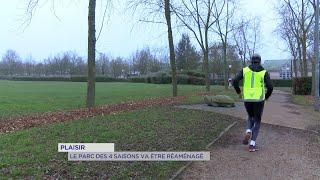 Yvelines | Plaisir : Le parc des 4 Saisons va être réaménagé
